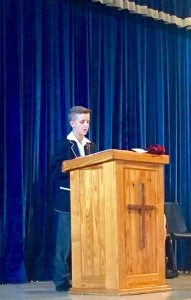 Preparatory School Leaders Assembly 2018