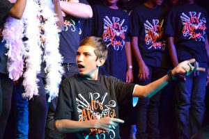 Form One Production - solo performance