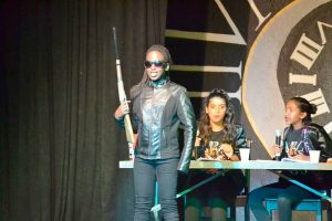 Form One Production - acting