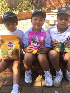 Grade 1 donations to the Animal Anti-Cruelty League