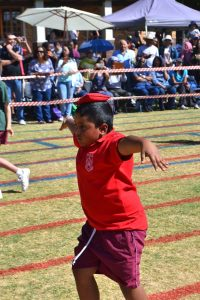 Junior Sports Day race