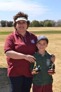 Junior Sports Day winner