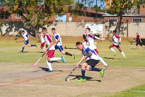 High School Winters Sports Day Boys Hockey