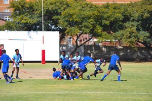 High School Winters Sports Day Rugby