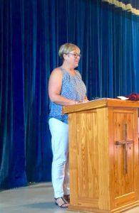 Preparatory School Leaders Assembly - Speech