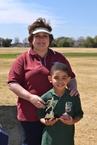 Junior Sports Day winner
