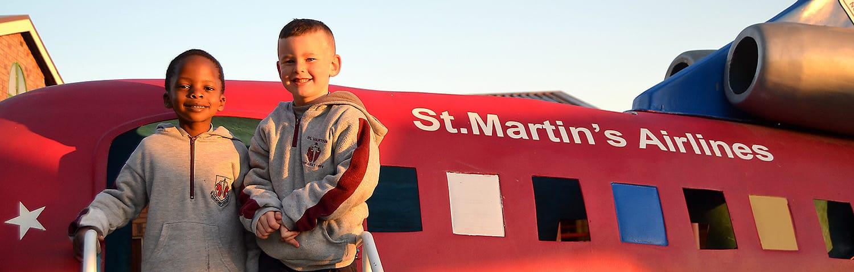St Martin's Pre-Preparatory School