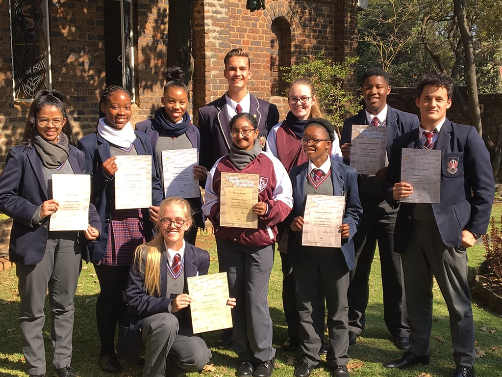 St Martins Students Participated In The CAT National