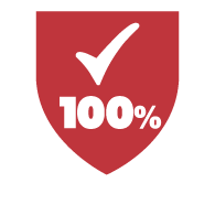 100% Pass Rate
