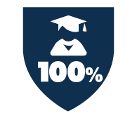 100% Qualify for Further Study