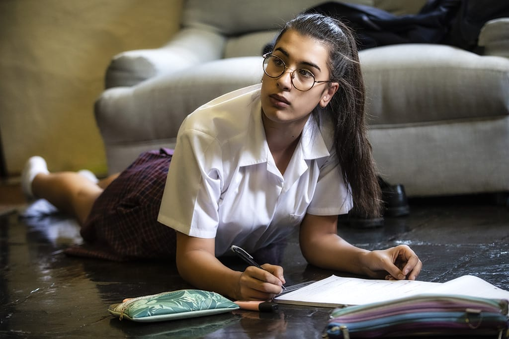 Drama student