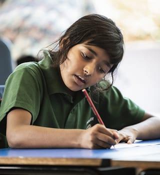 Preparatory school learner