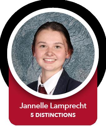 Jannelle Lamprecht
