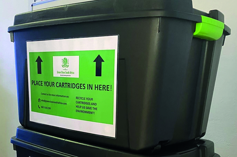 Green Clean South Africa Toner Recycling Initiative