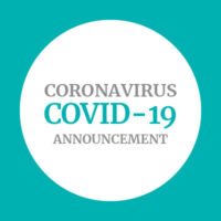 Coronavirus COVID-19 Announcement