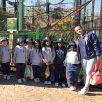 Pre-Preparatory visit to the Lory Park Zoo