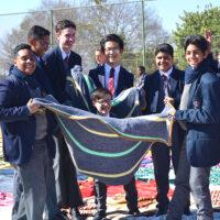 St Martin's 60th Anniversary Blanket Drive